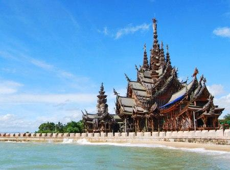 Offers and promotions at Pattaya Sanctuary of Truth. See ...